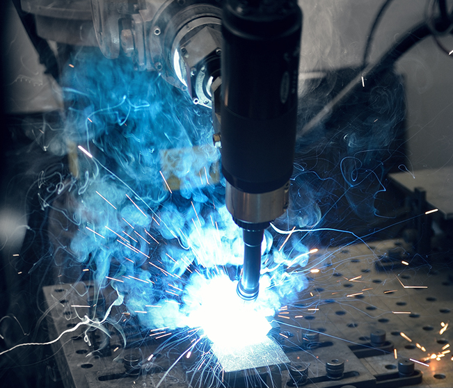 Gas Metal Arc Welding of S690