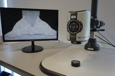 Digitale microscoop Vision EVO Cam II